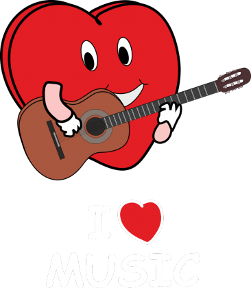 I love music M2