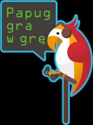 Papug gra w grę - kids