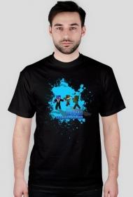 Bremu - Czarna z Niebieskim