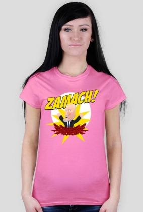 Koszulka z Antonim Macierewiczem (Damska)
