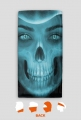 Skull of a blue creature