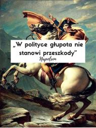 """Gruba bluza męska """"Napoleon"""""""
