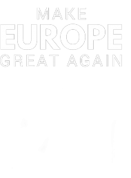 "Koszulka bez rękawów ""Make Europe Great Again"""