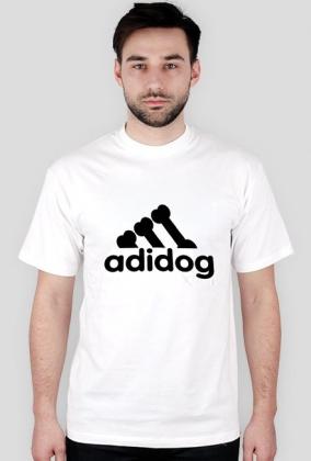 Koszulka z logo adidog