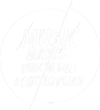 music makes this world a better place