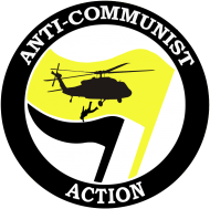Anticomunistico - koszulka damska (women's t-shirt)