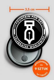 button FPD - black