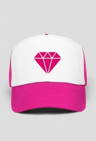 DIAMOND - CZAPKA TRUCKER