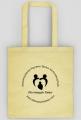 /torba z czarnym logo, różne kolory