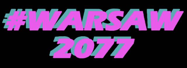 #WARSAW2077 Bokserka damska #2