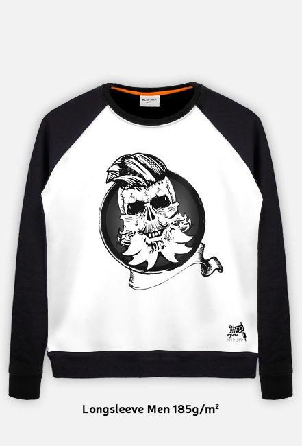 Long Sleeve KSNDTF skull by MB