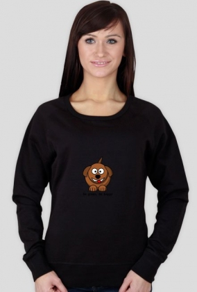 Bluza Damska. Szczęśliwy Pies