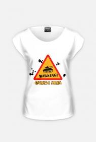 Koszulka damska Gaming Area