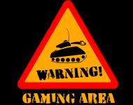 Koszulka na ramiączkach Gaming Area