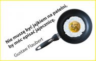 Kubek - Cytat Flaubert
