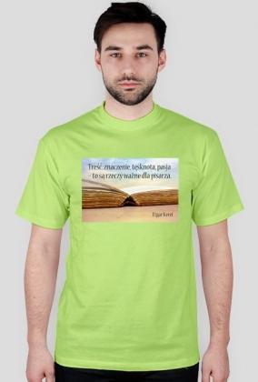 Koszulka - Cytat Keret