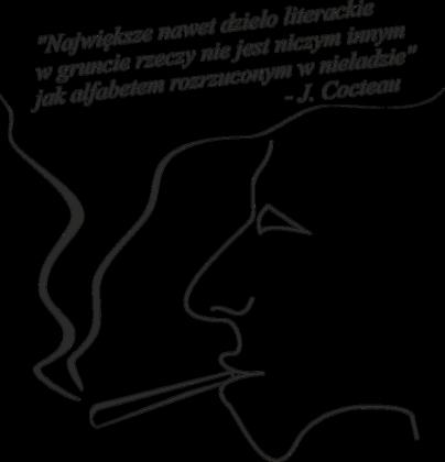 Torba - Cytat Cockteau