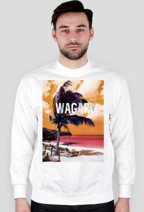 Bluza męska bez kaptura WAGARY
