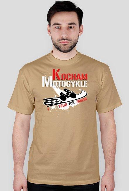 Kocham motocykle i nic tego nie zmieni M - koszulka
