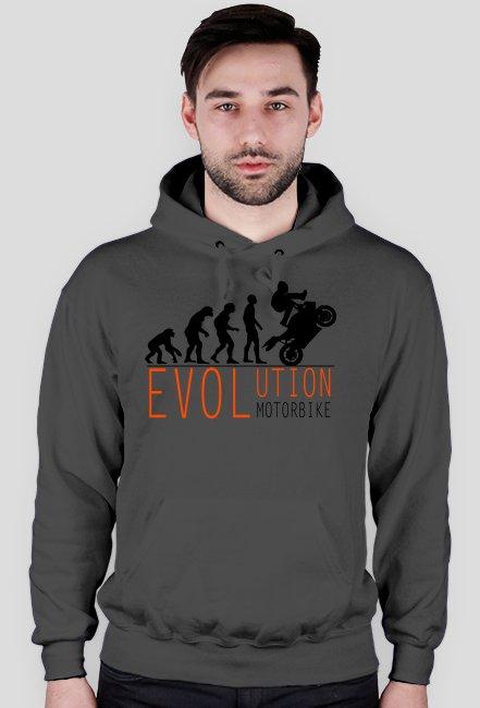 Evolution motorbike - bluza