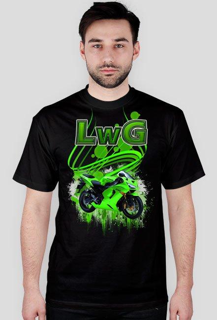 LwG Kawasaki Ninja M  - koszulka