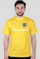 T-shirt | Motorowcy [żółta]