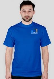 Koszulka, nieb., małe logo 2
