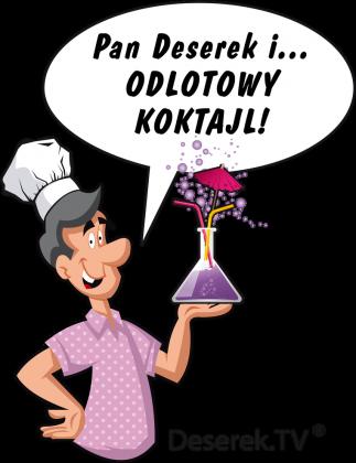 Pan Deserek i Odlotowy Koktajl - K. - kolory