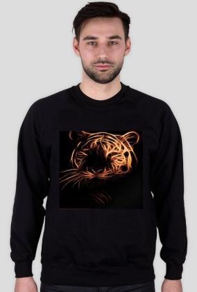 Bluza tygrys