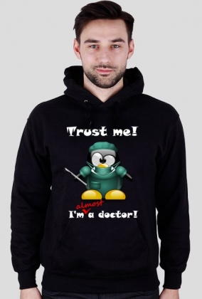 Trust me - I'm a Doctor (Black Edition)