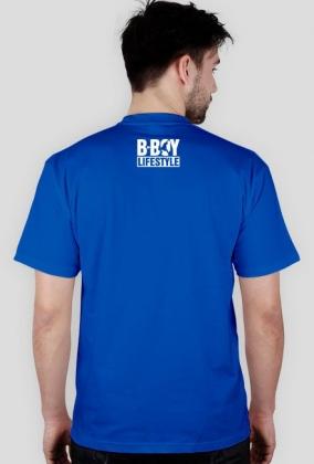 B-Boy Lifestyle Niebieska