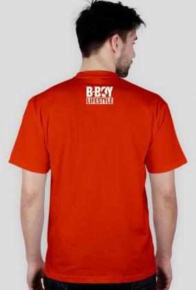 B-Boy Lifestyle Czerwona 2