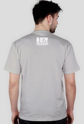 B-Boy Lifestyle Szara 2