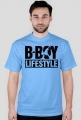 B-Boy Lifestyle Błękitna
