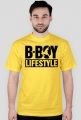B-Boy Lifestyle Żółta