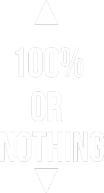 Zyzz 100% or Nothing