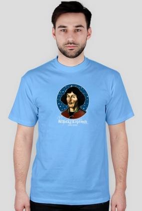 Koszulka heliocentryczna z gwiazdami