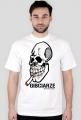 Gibciarze Logo Skull_Gib White