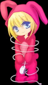 Bluzka Bunny Kou