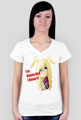 I know it - koszulka damska2