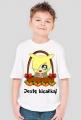Jestę Kicałką - koszulka chłopięca