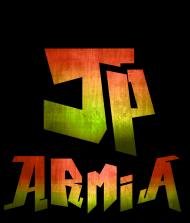 Bluza Z Kapturem JP Armia | Zielono-Żółta |