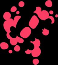 vPF2 pink /w