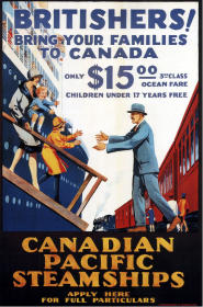 Canadian Pacific Steemships