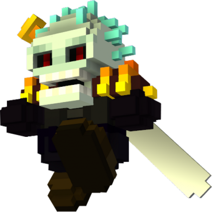 Cube World - Rogue