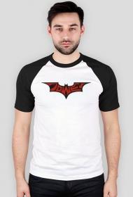 Koszulka Bat Adwe z rękawkami [Czerwona]  [Męska]