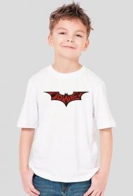 Koszulka Bat Adwe [Czerwona] [Chłopięca]