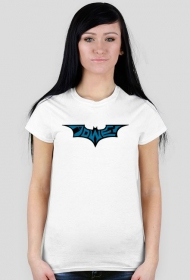 Koszulka Bat Adwe [Niebieska] [Żeńska]