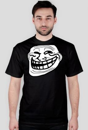Koszulka męska Troll face
