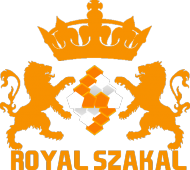 Royal Szakal ORANGE